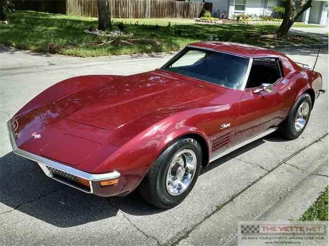 1972 Chevrolet Corvette | 1026224
