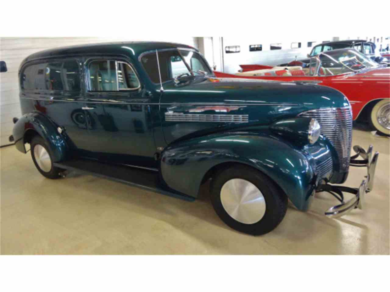 1939 Chevrolet Master Deluxe For Sale Classiccars Com
