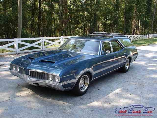 1969 Oldsmobile Cutlass   1026250