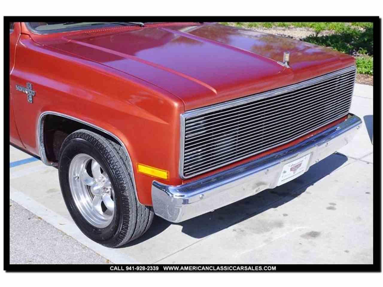 1987 Chevrolet C10 for Sale | ClassicCars.com | CC-1026251