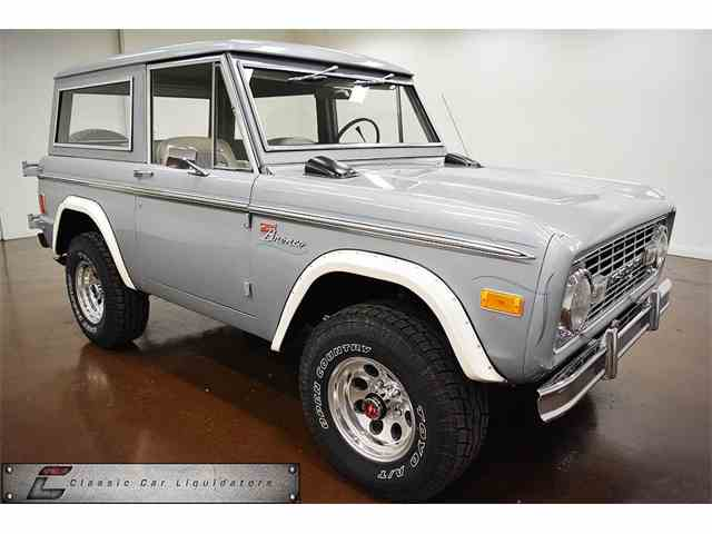 1977 Ford Bronco | 1026254