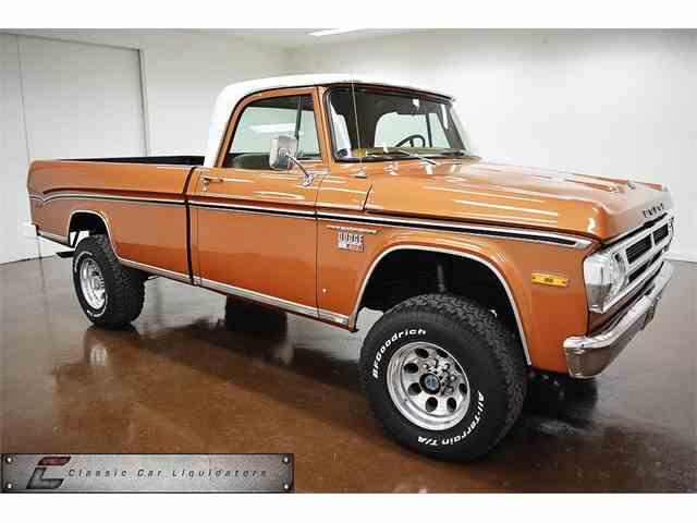 1971 Dodge D200 | 1026257