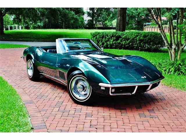 1968 Chevrolet Corvette | 1026260
