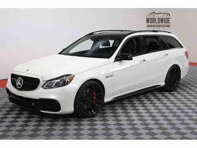 2014 Mercedes-Benz E63 | 1026268