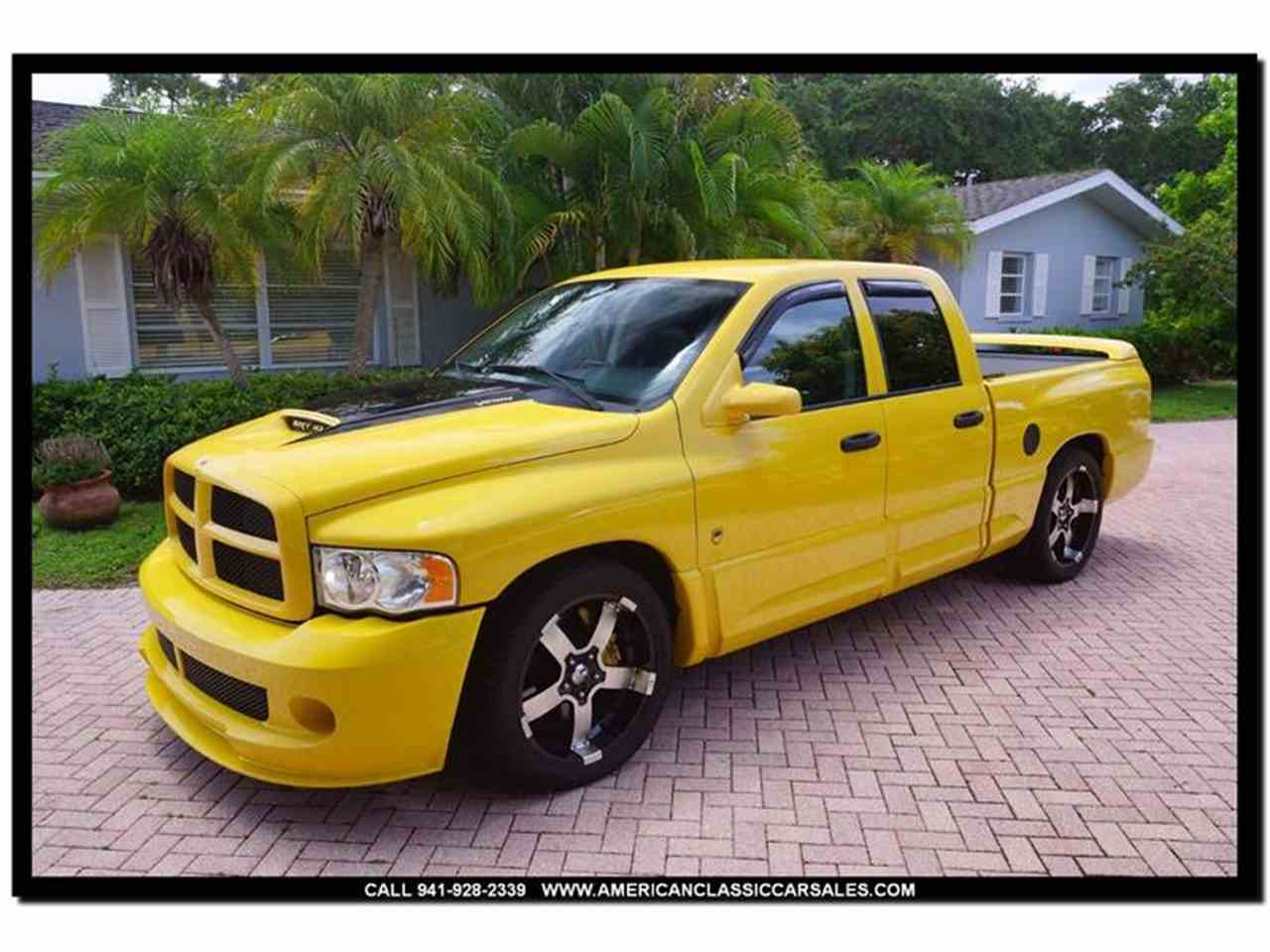 2005 dodge ram 1500 for sale cc 1026275. Black Bedroom Furniture Sets. Home Design Ideas