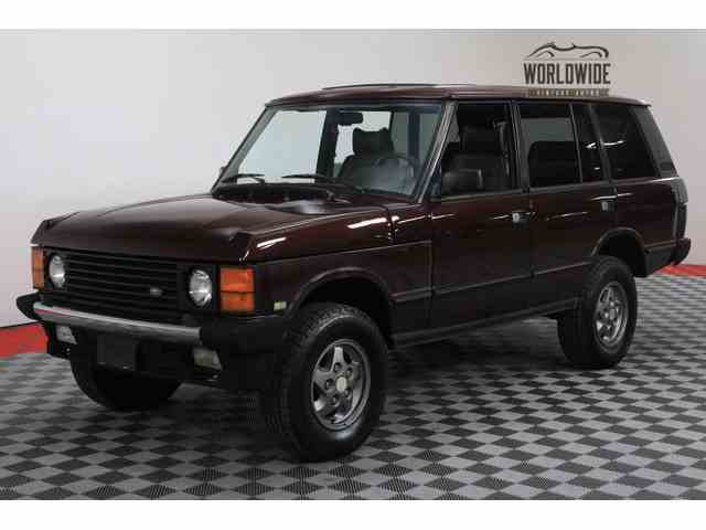 1994 Land Rover Range Rover | 1026279