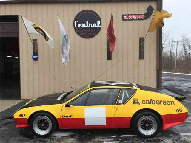 1980 Renault Alpine   1020628