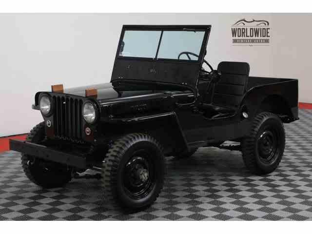 1948 Jeep CJ | 1026296