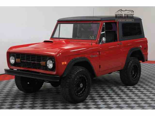 1974 Ford Bronco | 1026297