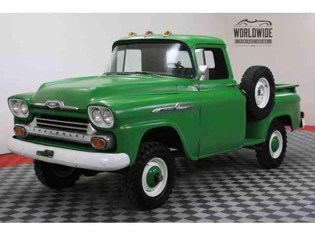 1958 Chevrolet 3100 | 1026306