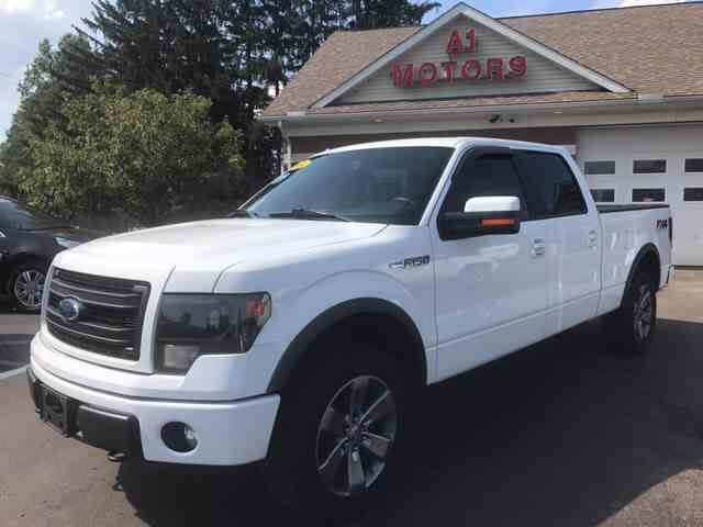 2014 Ford F150   1026307