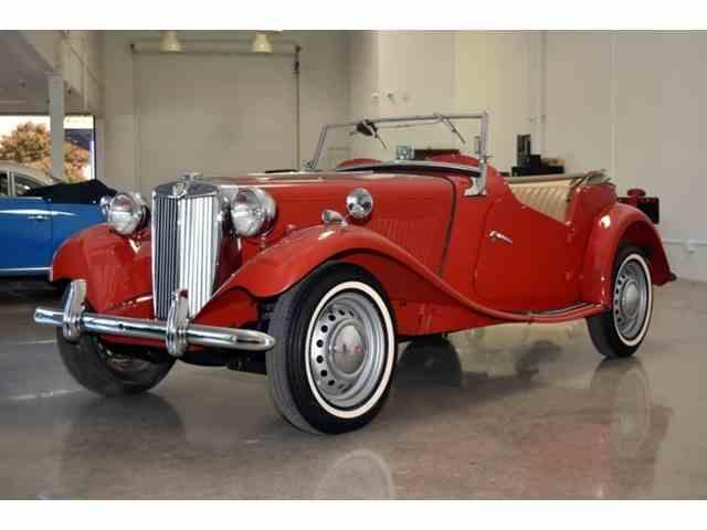 1950 MG TD | 1026312