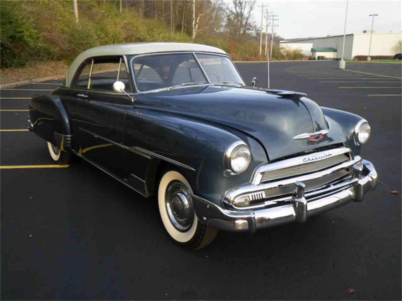 All Chevy 1951 chevy deluxe for sale : 1951 Chevrolet Deluxe for Sale | ClassicCars.com | CC-1026315