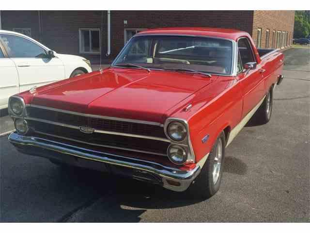 1967 Ford Ranchero | 1026316