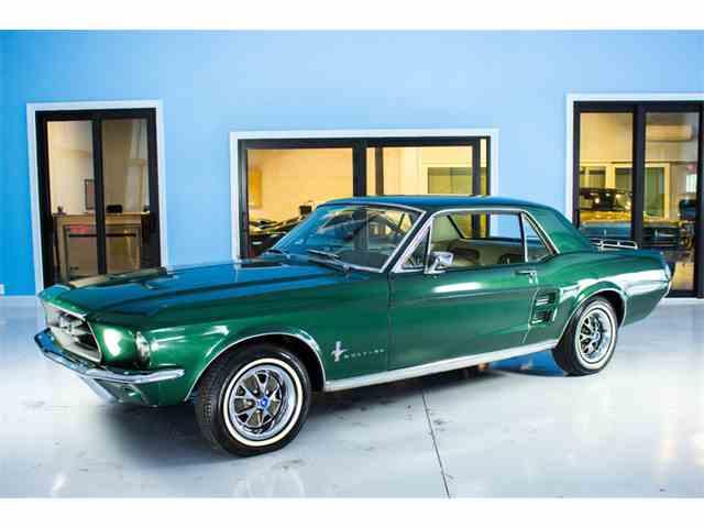 1967 Ford Mustang Sport Sprint Model 289 | 1026320