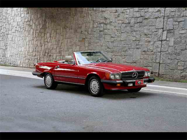 1987 Mercedes-Benz 560SL | 1026323