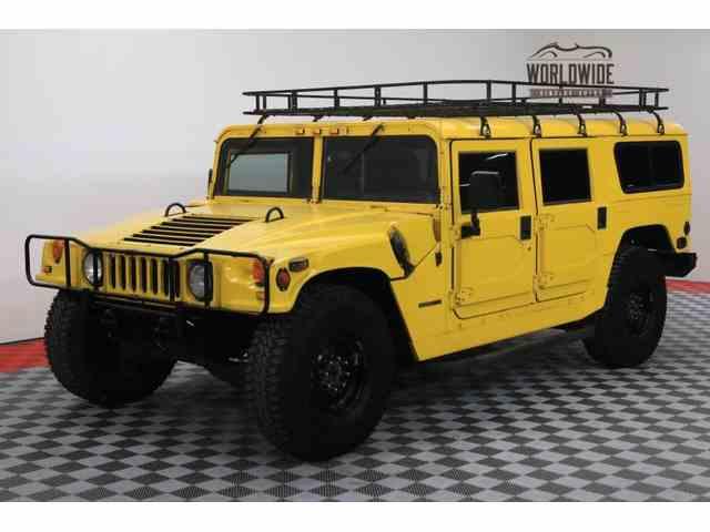 1993 Hummer H1 | 1026324