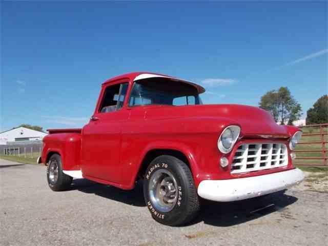 1955 Chevrolet 3100 | 1026335