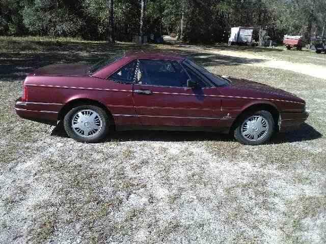 1987 Cadillac Allante | 1026337