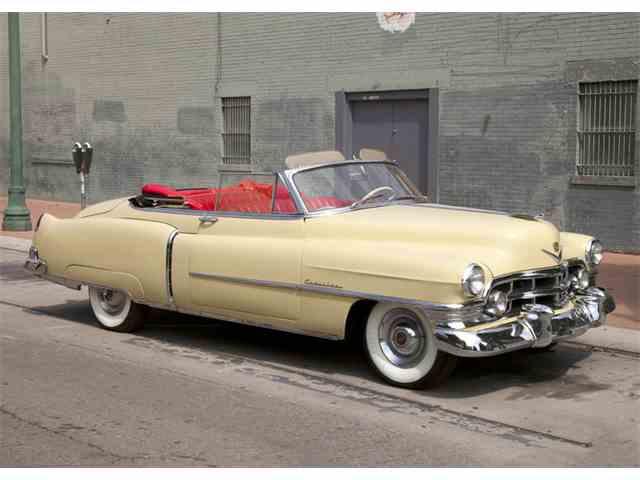 1950 Cadillac Series 62 | 1026343