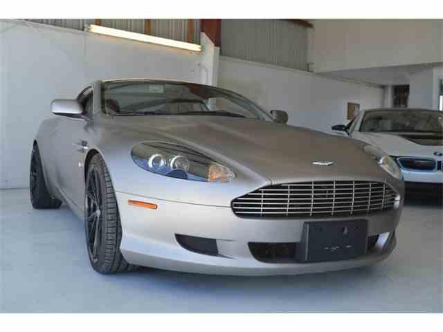 2005 Aston Martin DB9 | 1020635