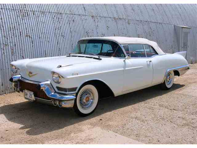 1957 Cadillac Eldorado   1026351