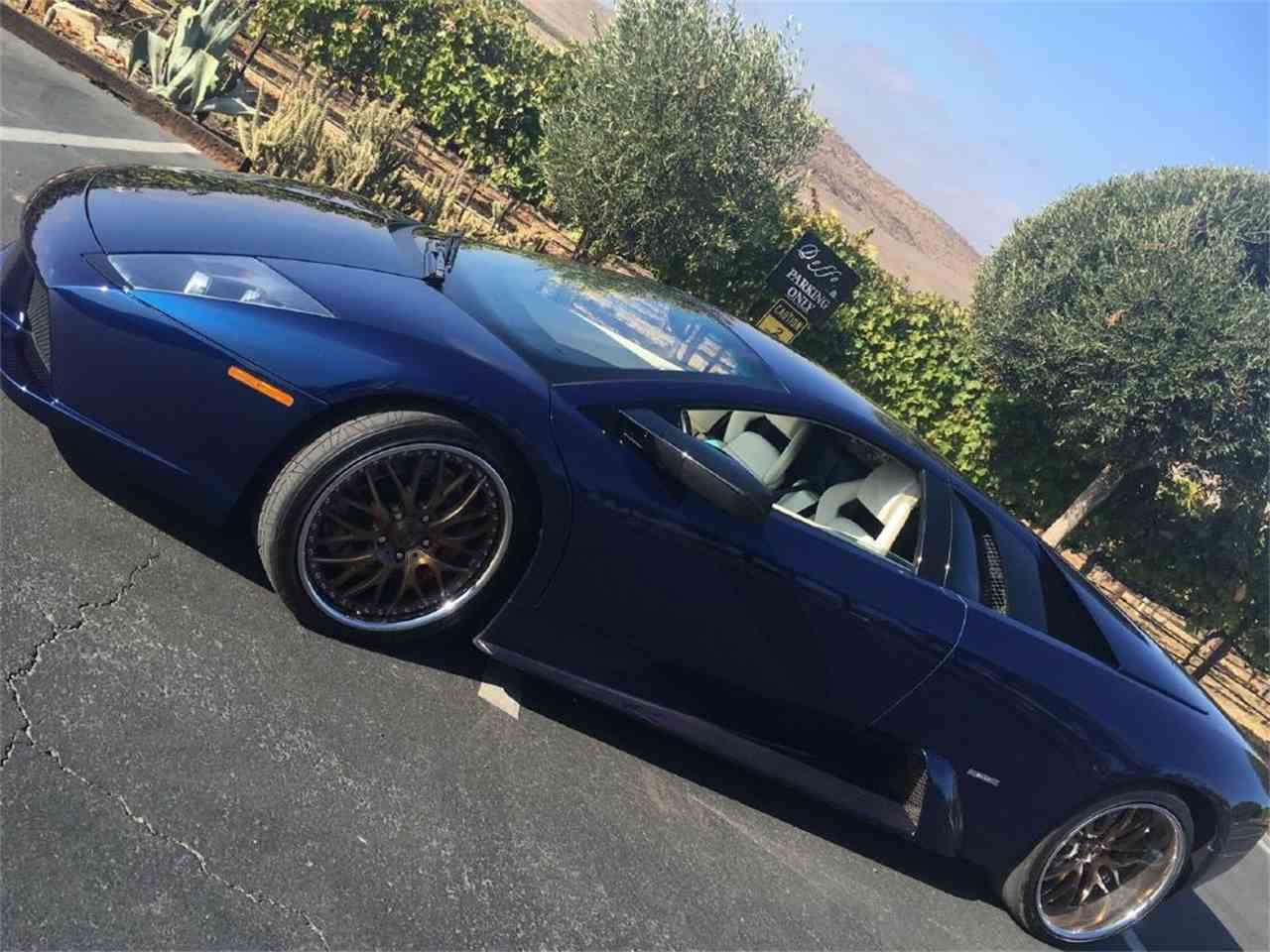 Large Picture of '04 Murcielago located in Temecula California Offered by Fortunauto 13 LLC - LVJ1