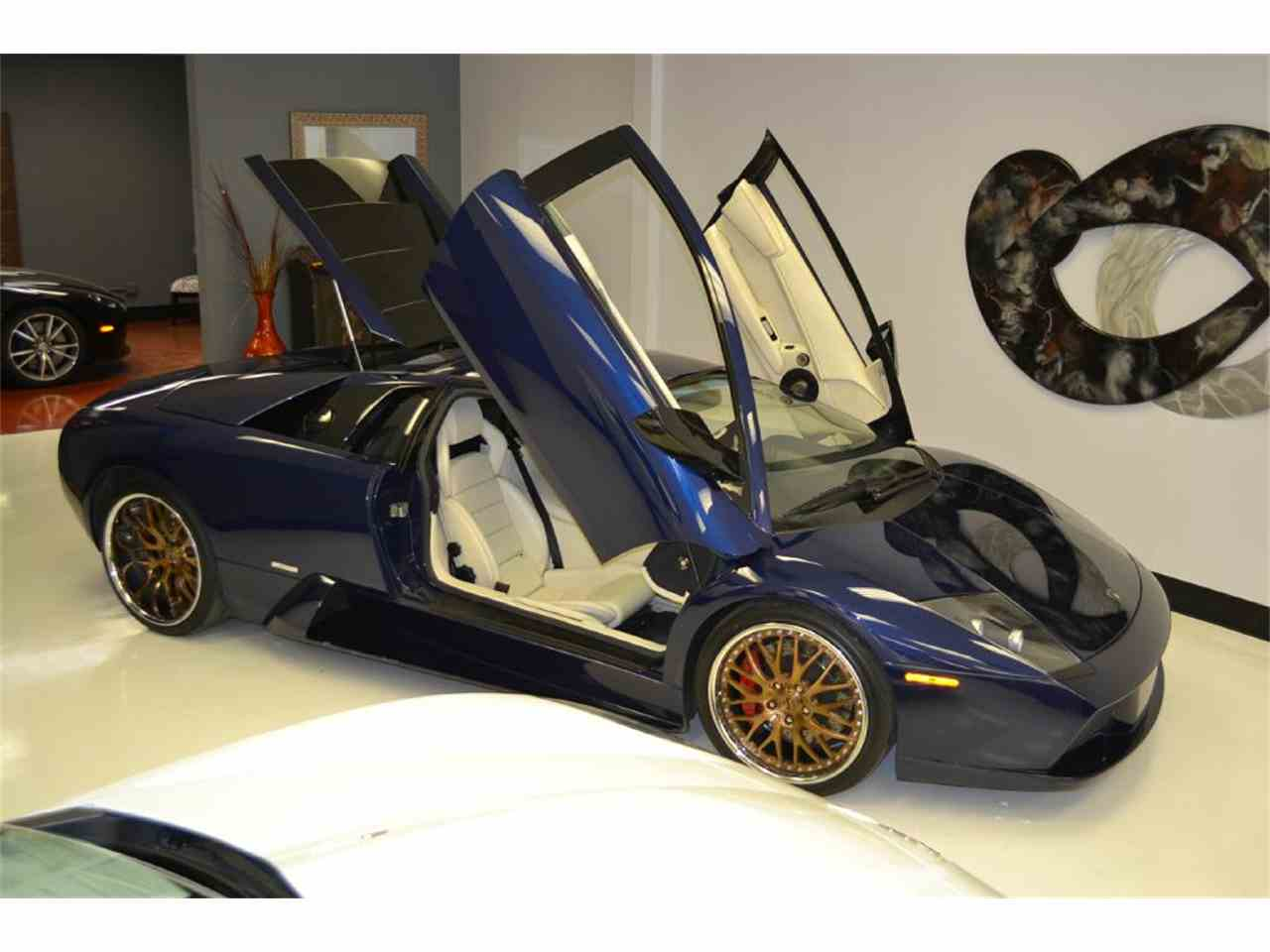 2004 Lamborghini Murcielago for Sale - CC-1020637