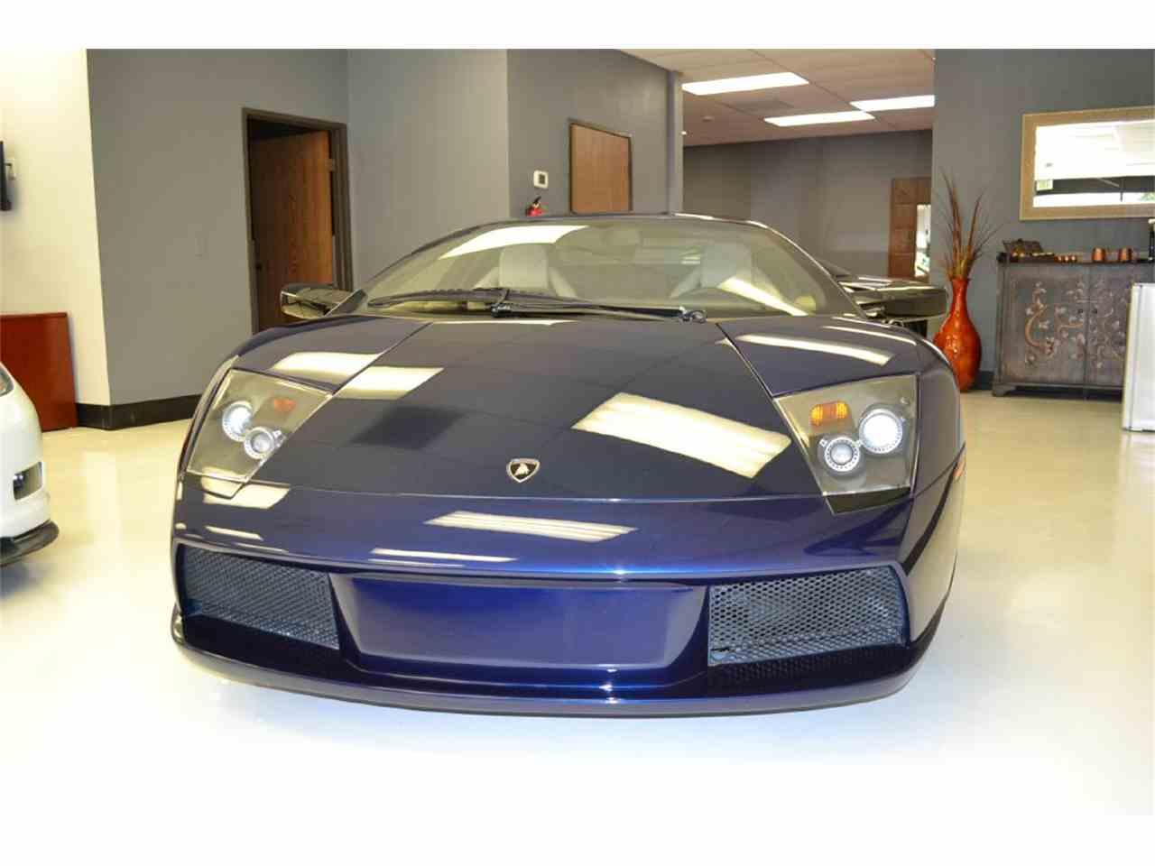 Large Picture of 2004 Lamborghini Murcielago located in Temecula California Offered by Fortunauto 13 LLC - LVJ1