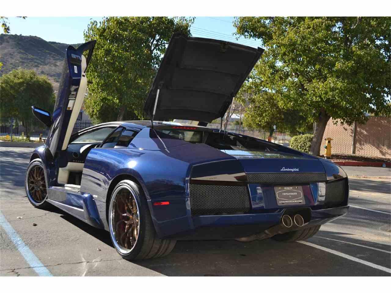 Large Picture of '04 Lamborghini Murcielago Offered by Fortunauto 13 LLC - LVJ1