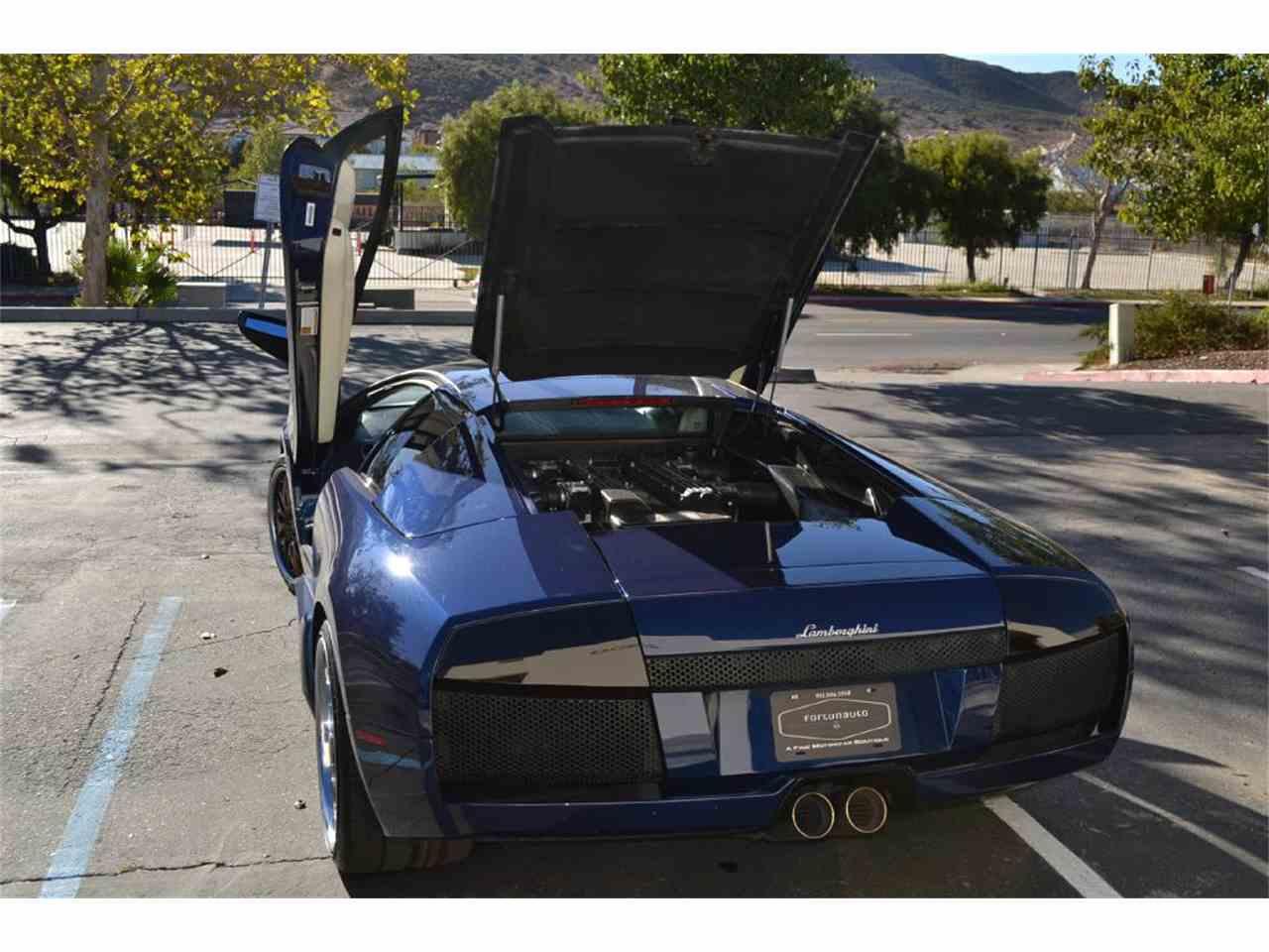 Large Picture of 2004 Lamborghini Murcielago - $110,000.00 Offered by Fortunauto 13 LLC - LVJ1