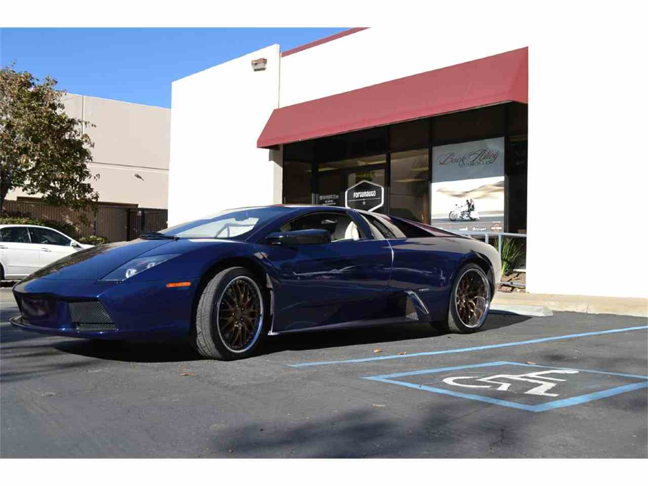 Large Picture of 2004 Lamborghini Murcielago located in California - $110,000.00 - LVJ1