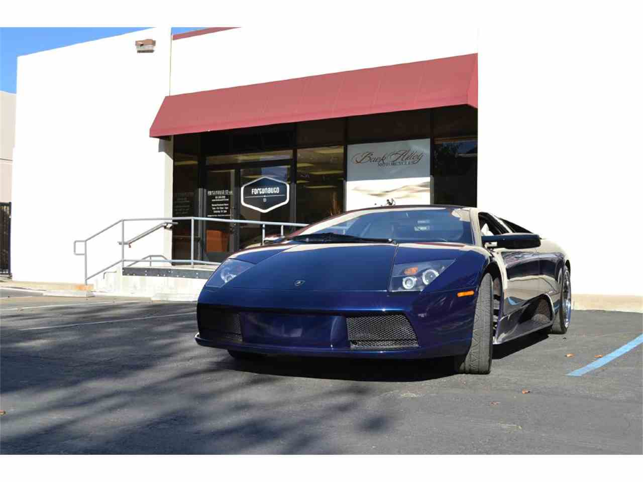 Large Picture of '04 Murcielago located in California - $110,000.00 Offered by Fortunauto 13 LLC - LVJ1