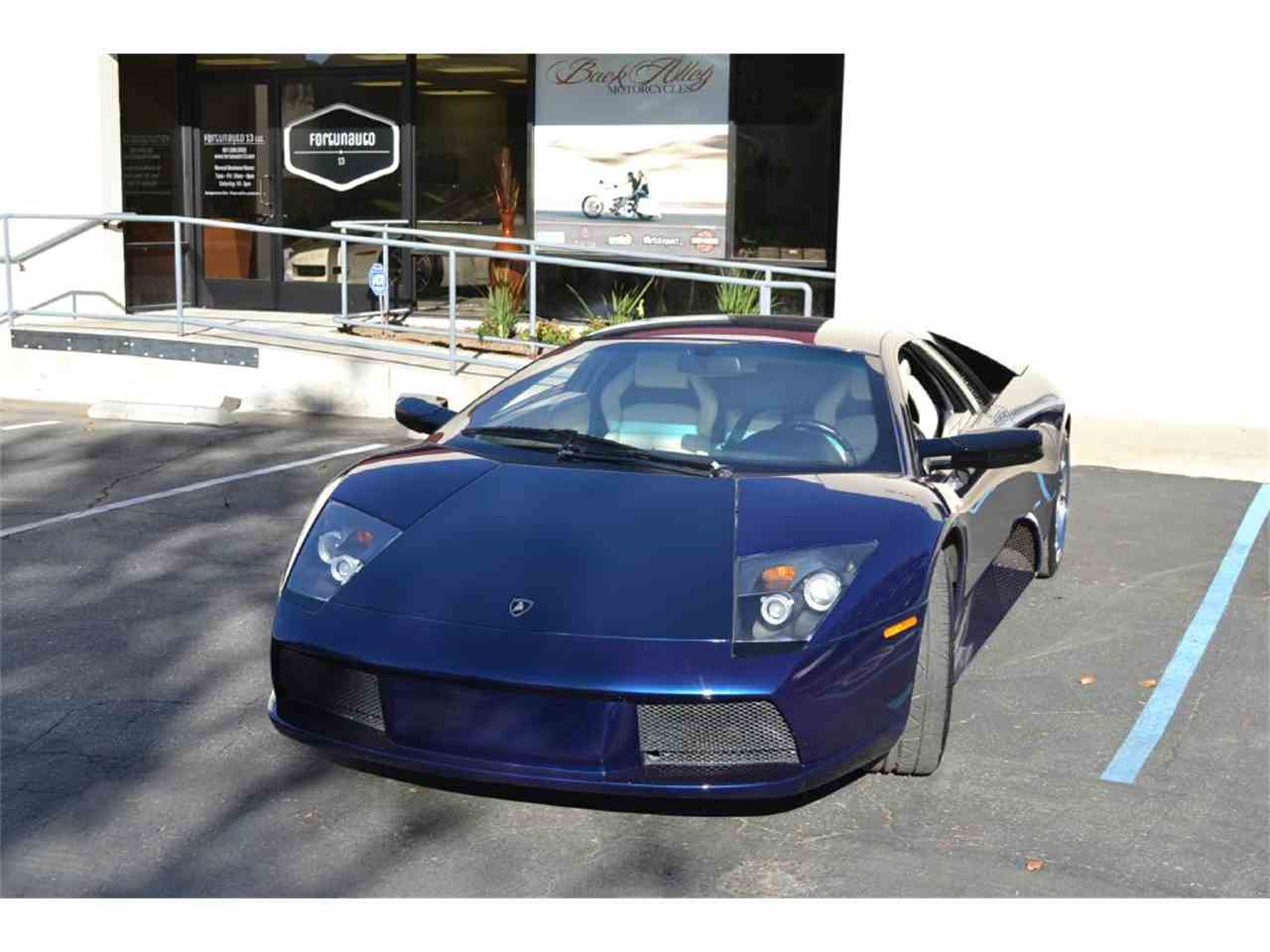 Large Picture of '04 Murcielago - $110,000.00 Offered by Fortunauto 13 LLC - LVJ1