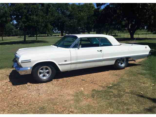 1963 Chevrolet Impala SS | 1026374