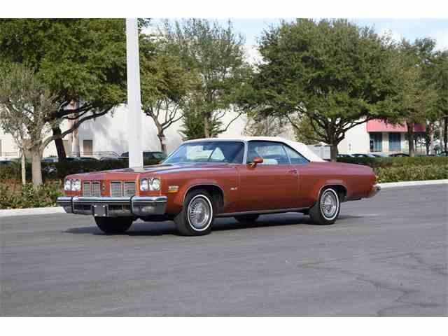 1975 Oldsmobile Delta 88 | 1026375
