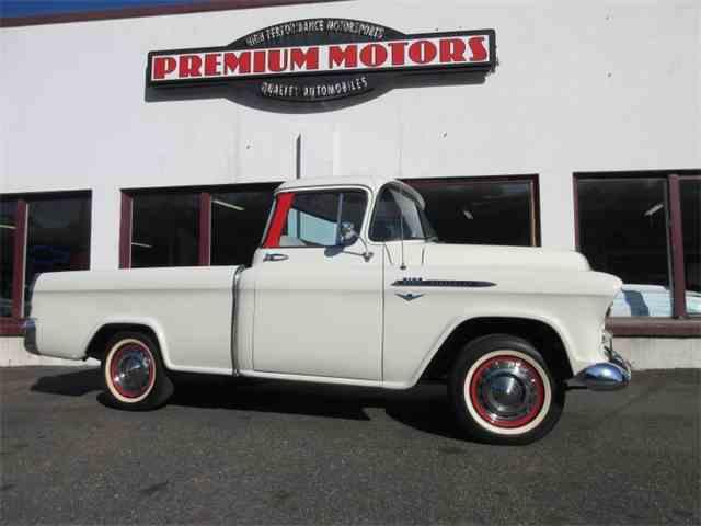 1956 Chevrolet Cameo   1026378