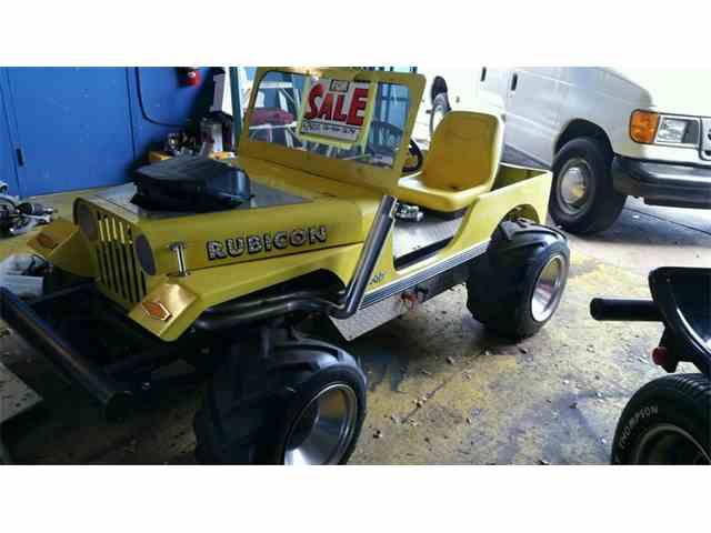 2001 Jeep Wrangler Kit Car | 1026382