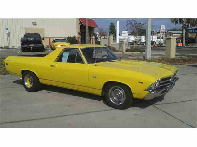 1969 Chevrolet El Camino SS396 (now with 427 engine) | 1026383