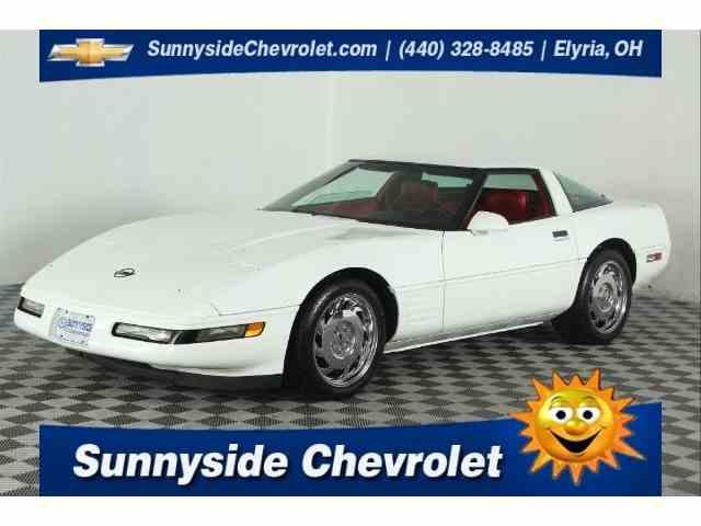 1991 Chevrolet Corvette | 1026388