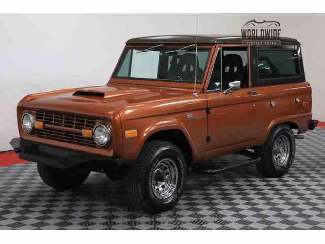 1960 to 1980 ford bronco for sale on 100 available. Black Bedroom Furniture Sets. Home Design Ideas