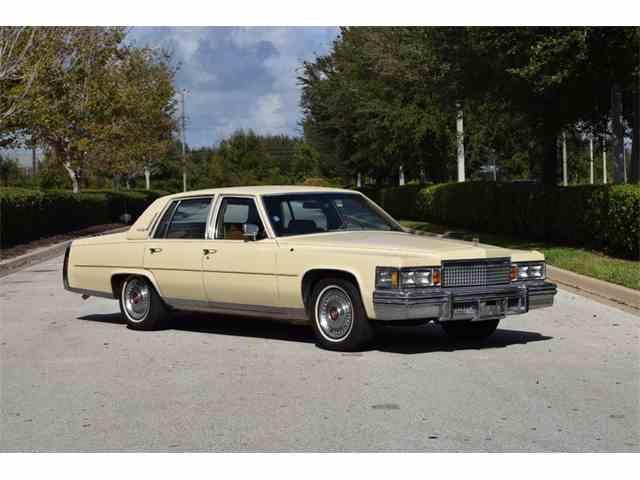 1979 Cadillac Fleetwood | 1026411