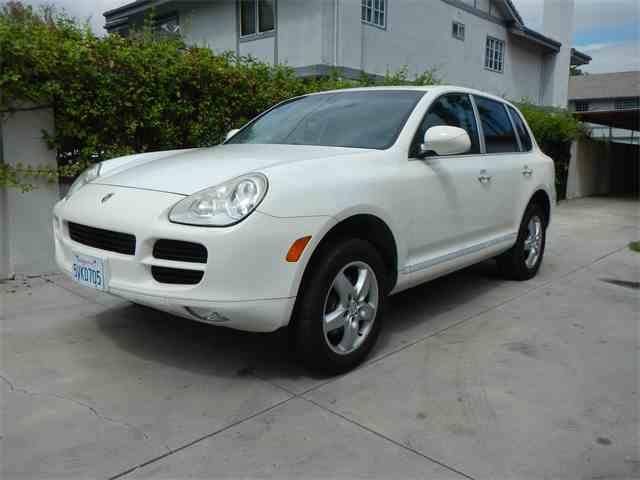 2006 Porsche Cayenne | 1020643