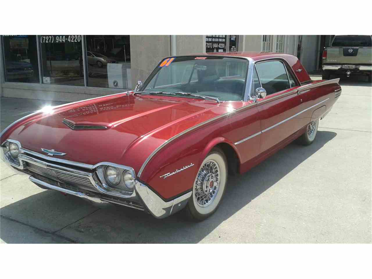 Picture Of Classic 61 Thunderbird Located In Zephyrhills FLORIDA