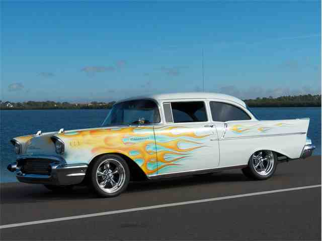 Picture of '57 Chevrolet 150 located in FLORIDA Auction Vehicle Offered by SunCoast Auto Auction - M000
