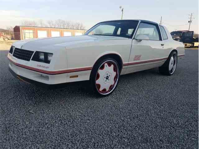 classic chevrolet monte carlo ss for sale on 38 available. Black Bedroom Furniture Sets. Home Design Ideas