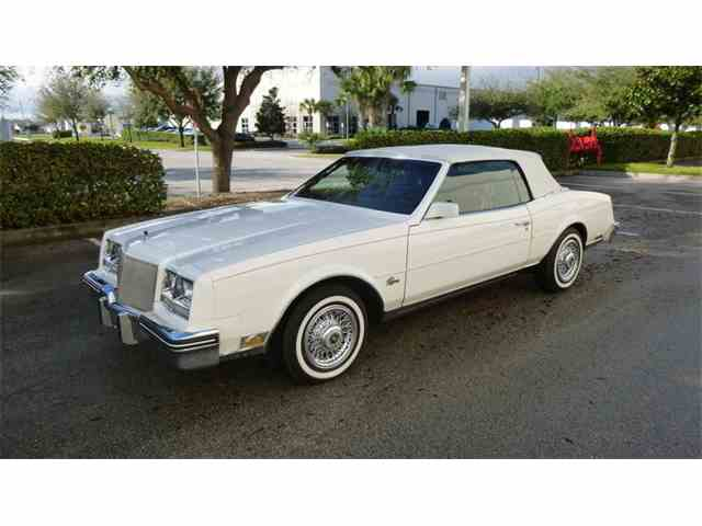 Picture of '84 Buick Riviera located in Zephyrhills FLORIDA Auction Vehicle - M003