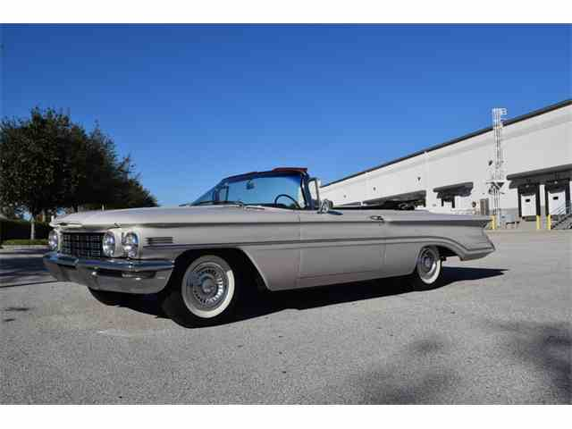 Picture of Classic 1960 Dynamic 88 Convertible Offered by SunCoast Auto Auction - M004