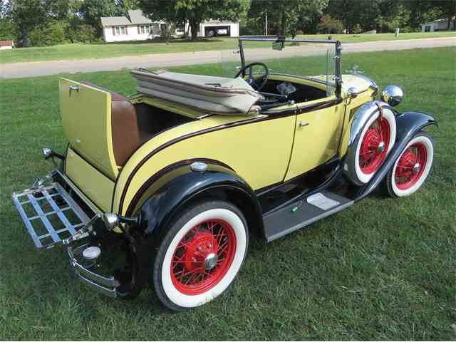 1931 Ford Model A | 1026455