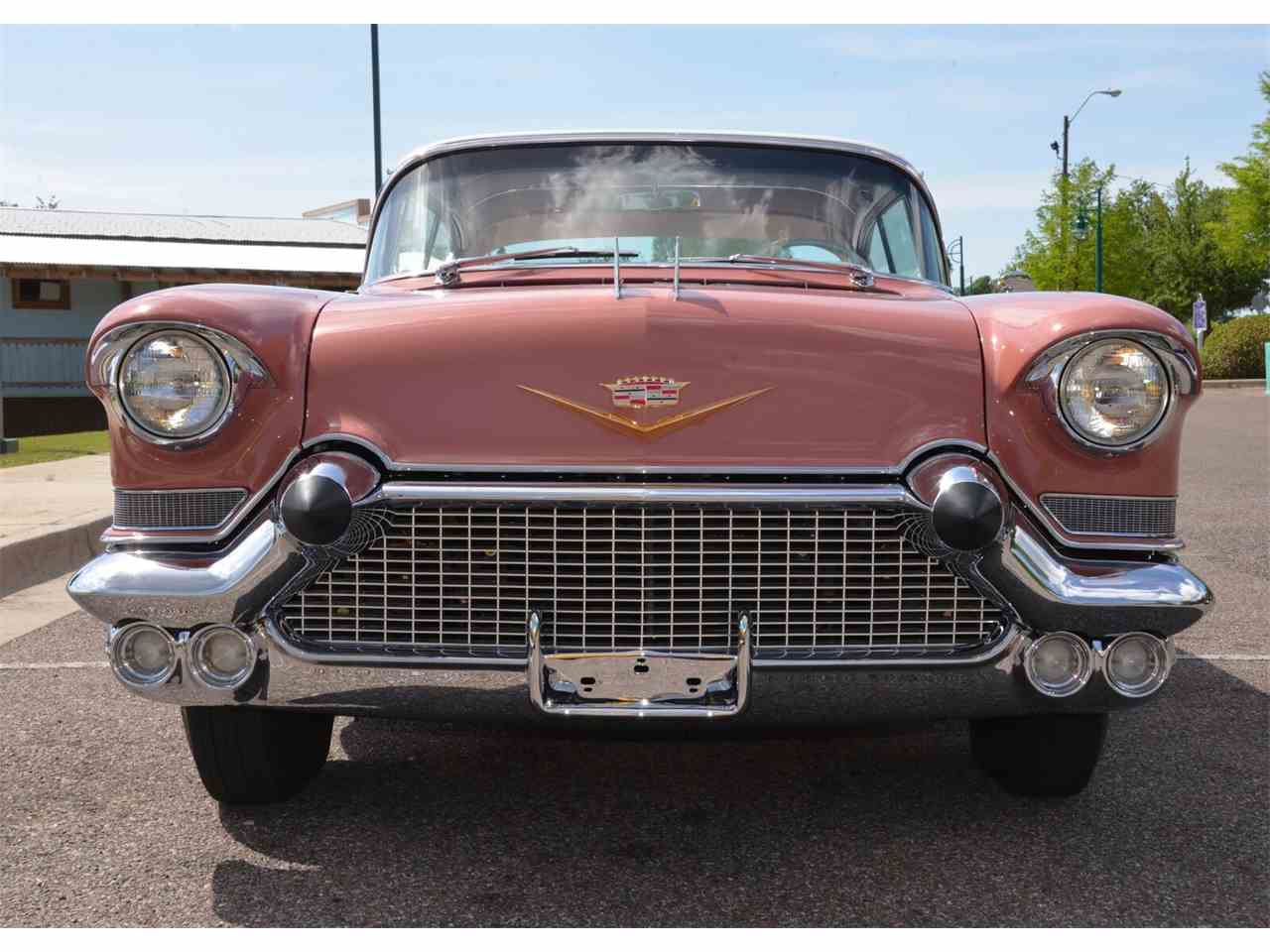 1957 CADILLAC COUPE DEVILLE DRIVER ALL ORIGINAL ALL POWER ...
